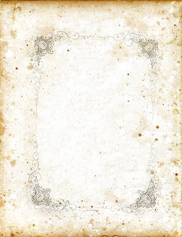 Vintage Frame - Background ~ J.Rae's Shabby Cottage Designs