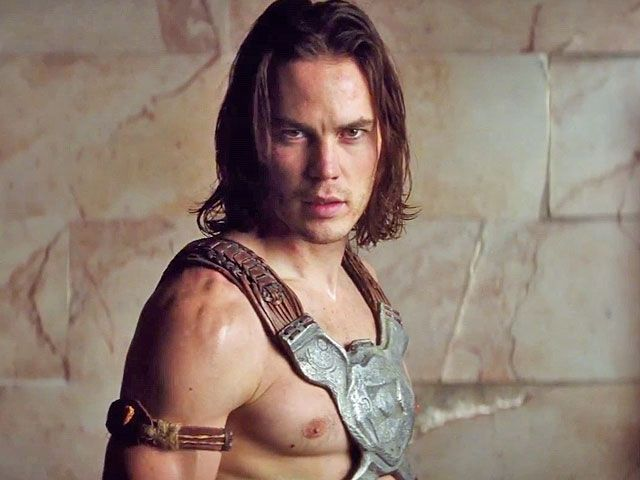 Man, it's not like I even *watched* Friday Night Lights...John Carter was a great movie! And I'm not just saying that because I loved the books either. He definitely had something to do with it.