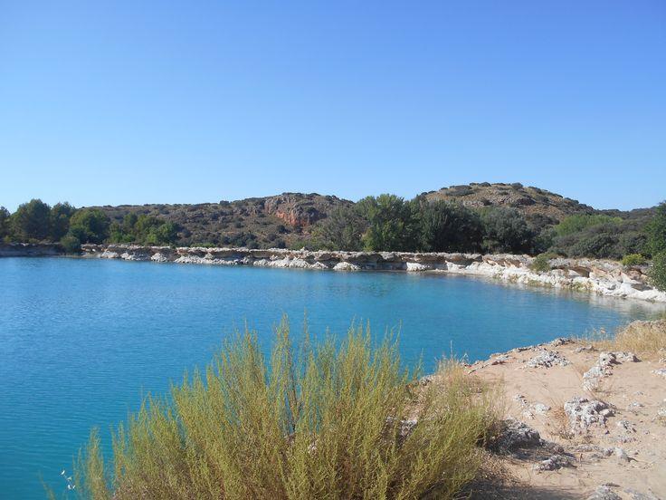 Lagunas de Ruidera. Ciudad Real.