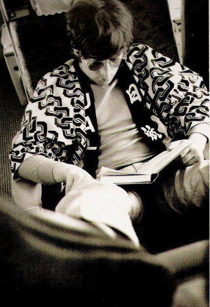 John Lennon reads.