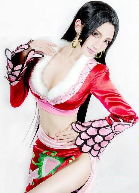 Cosplay babes cosplay nico robin has huge tits - 4 1