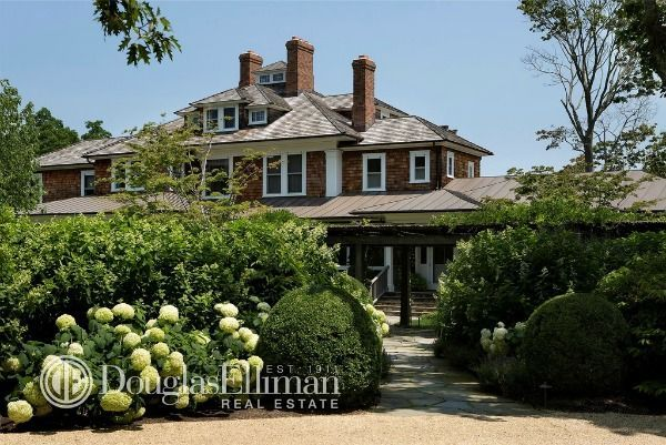 Richard Gere's House in the Hamptons