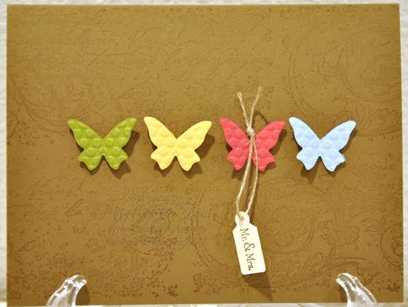 20 best stampin up butterfly punch images on pinterest craft ideas