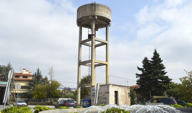 Αλλάζει όψη το παλαιό υδραγωγείο της Κατερίνης