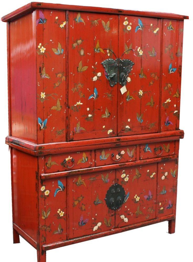 Fabulous Furniture ~ Chinese Wedding Cabinet