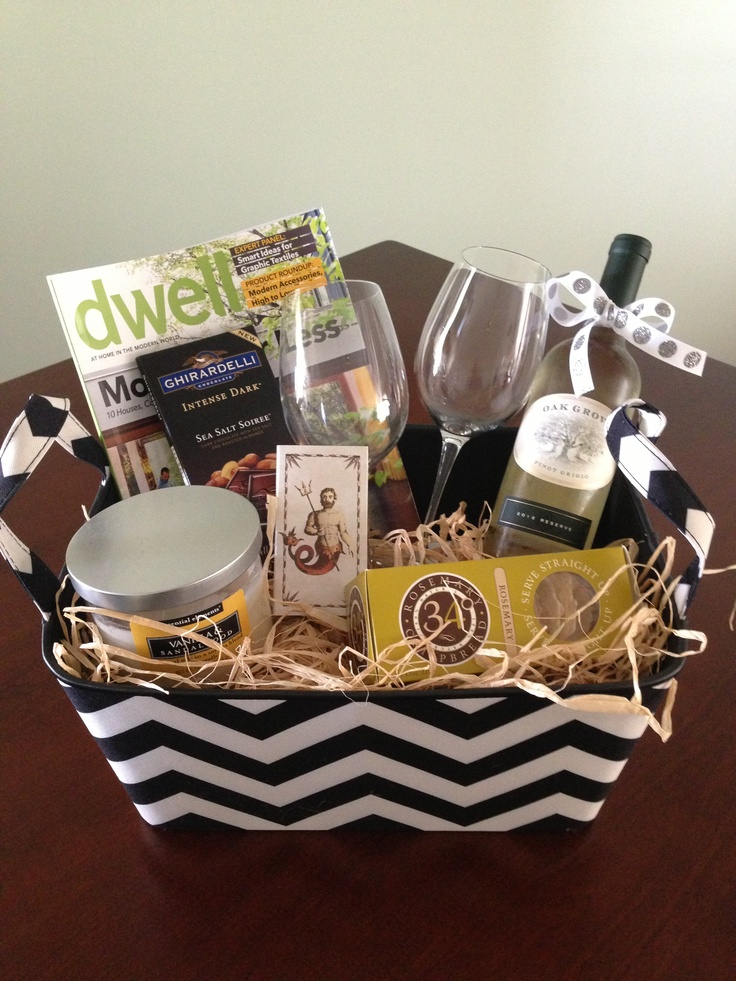 98 best tastefully simple images on pinterest gift ideas house warming gift basket negle Gallery