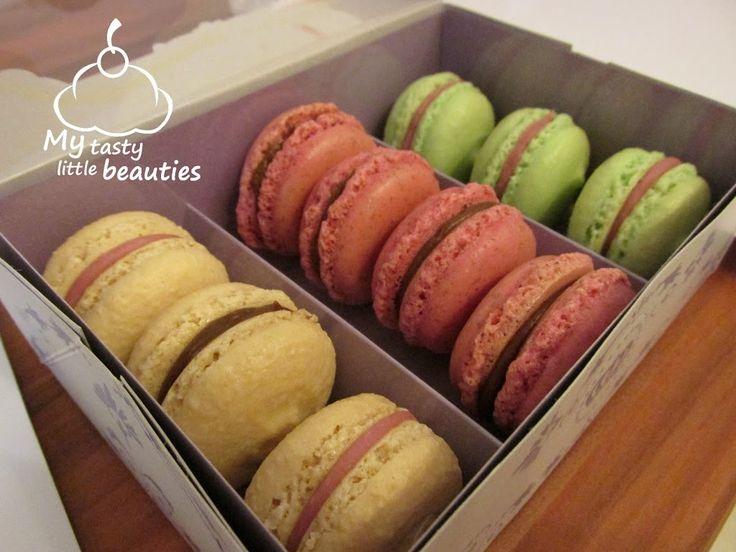 Macaron Marathon – Macarons selber machen! – My tasty little beauties