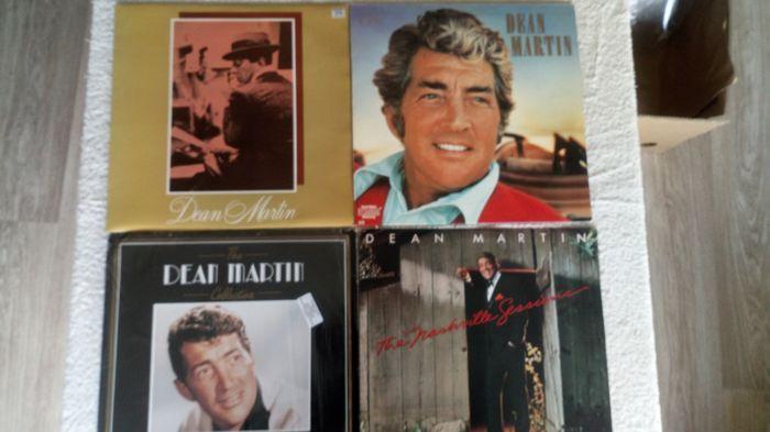 Een grote partij van 21 Albums met inbegrip van 3 Doublealbums door Dean Martin. 5 gratis bonusalbums {opgemerkt achter de record} vanwege schade aan de mouwen de vinyl is nog steeds vg   1) de Nashville sessies-1983-123870-eerste VS pers.2) Nat Dean en vrienden-MFP5198-eerste Nederlandse pers.3) Cha Cha de Amor-5C 04851758-eerste Nederlandse druk op.4) als je lacht-MFP50228-eerste Britse pers.5) Nederlands Houston-76081-eerste druk op de zeldzame Marcato lable.6) Dean Martin-SM454-eerste…