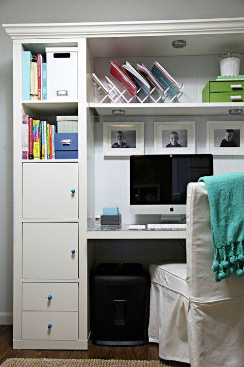 DIY Expedit Office II