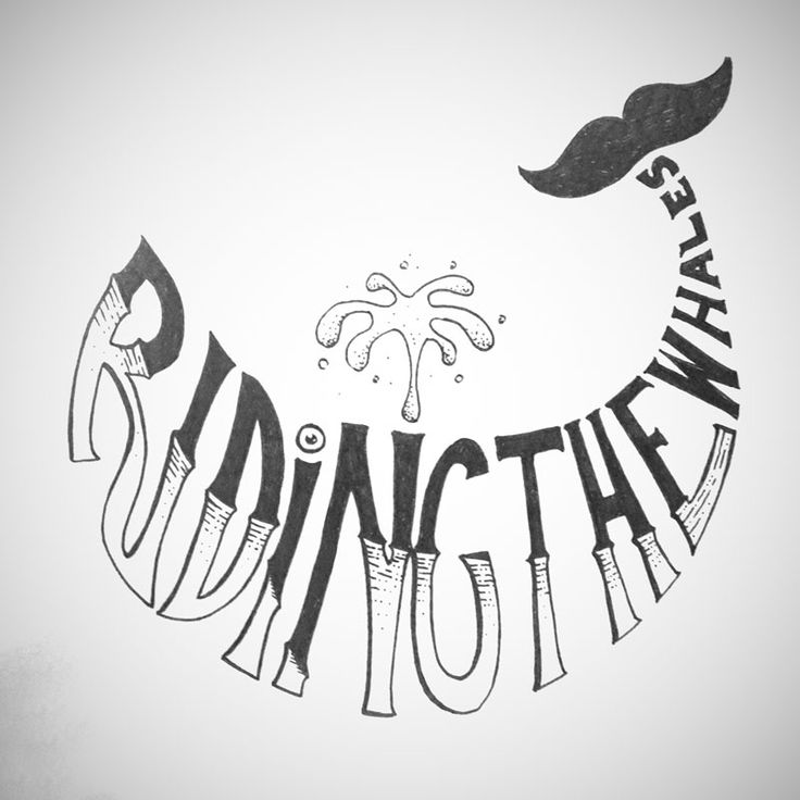 Guido Vitabile - #RidingWhalesDay 015 - illustration - whales - www.massoneriacreatica.com
