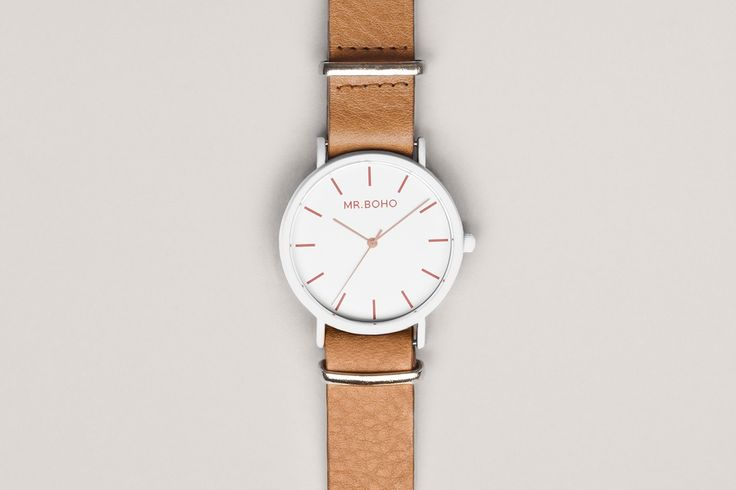 Red Pearl Gomato - Watches | Mr. Boho