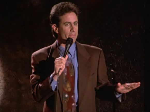 "Jerry Seinfeld in ""Seinfeld"""