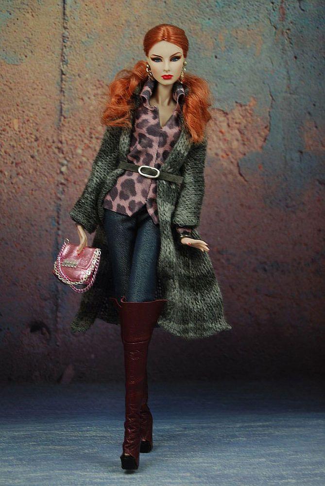 OOAK HABILISDOLLS OUTFIT for Fashion Royalty FR2, Barbie and similar dolls in Dolls & Bears | eBay