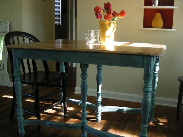 table refurbishing