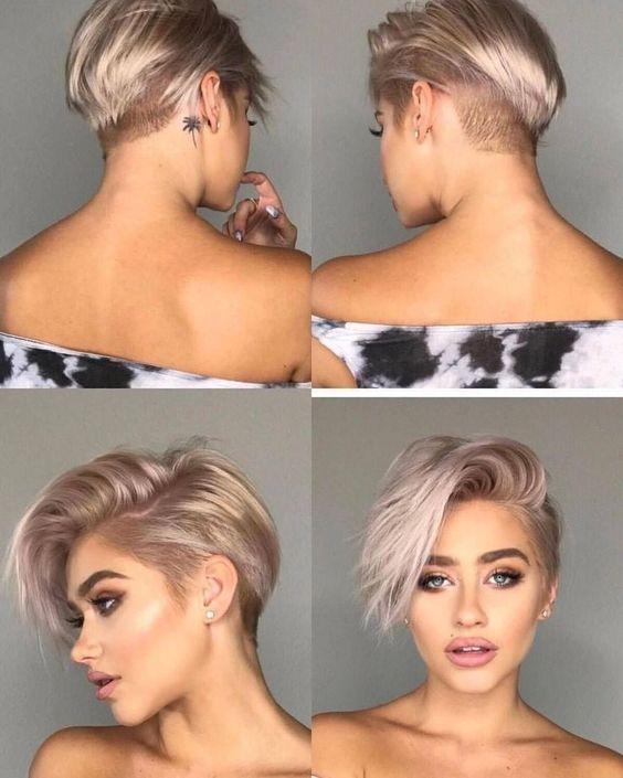 46 Perfect Short Hairstyles. short layered haircuts fine hair