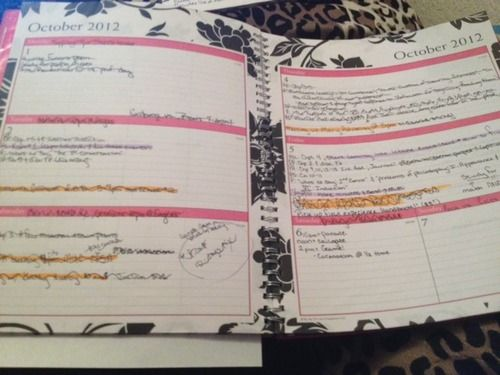 254 best Organization/Study Ideas images on Pinterest Gym - college planner organization