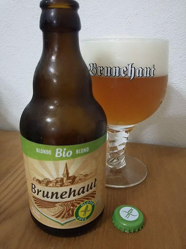 Brunehaut Blonde Bio Brunehaut Blonde Bio e33cl Alc.65%Vol. Brasserie Brunehaut Rue des Panneries 17 B-7623 Brunehaut www.brunehaut.com