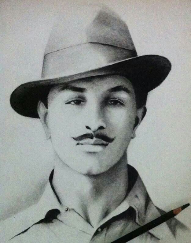 information of bhagat singh in hindi Bhagat singh was a prominent freedom fighter and an inspirational icon in the indian freedom struggle he gave a new direction to the national movement against the british rule.