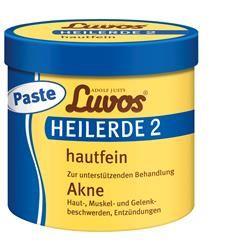 Luvos-Heilerde 2 hautfein – Luvos-Heilerde - Natürlich wirksam