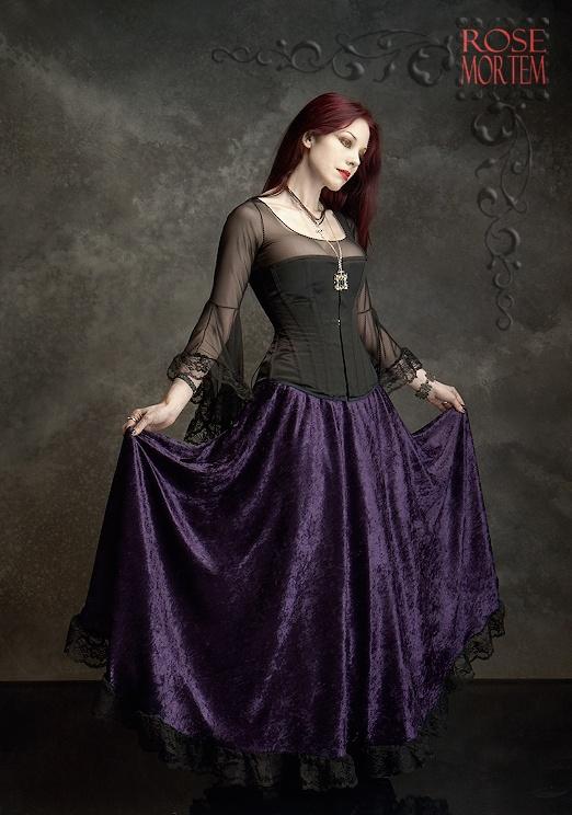 liseron circle skirt