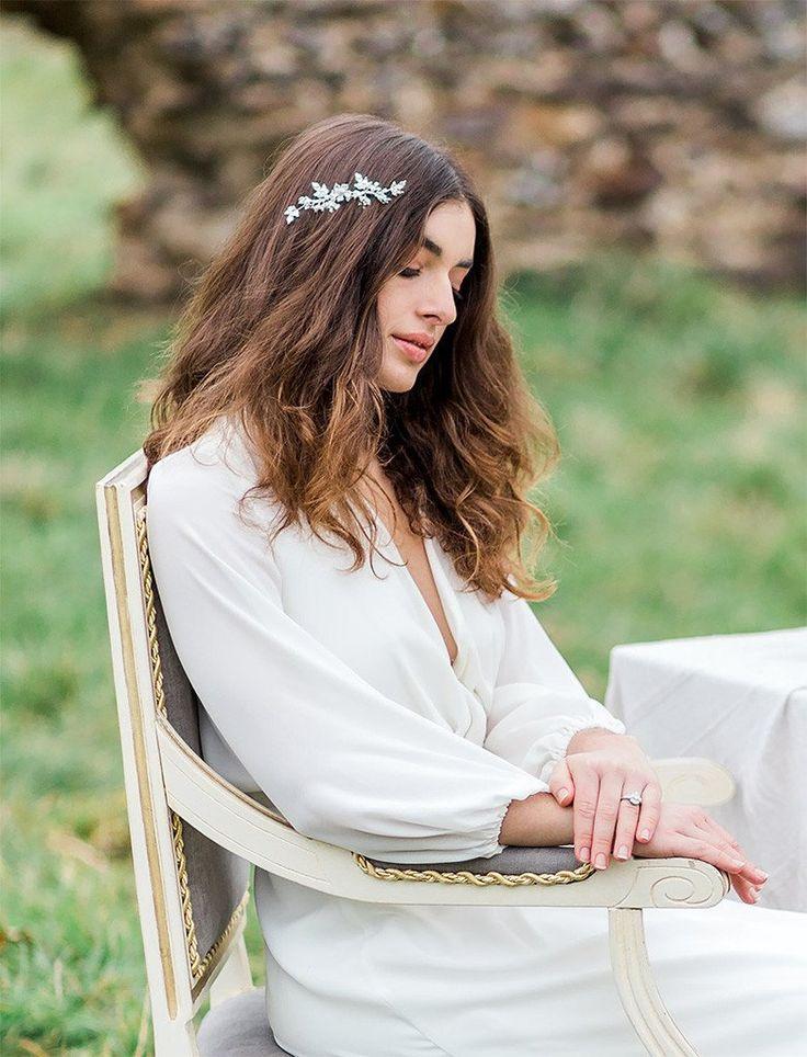 Maggie Wu Studio Bridal Headpiece