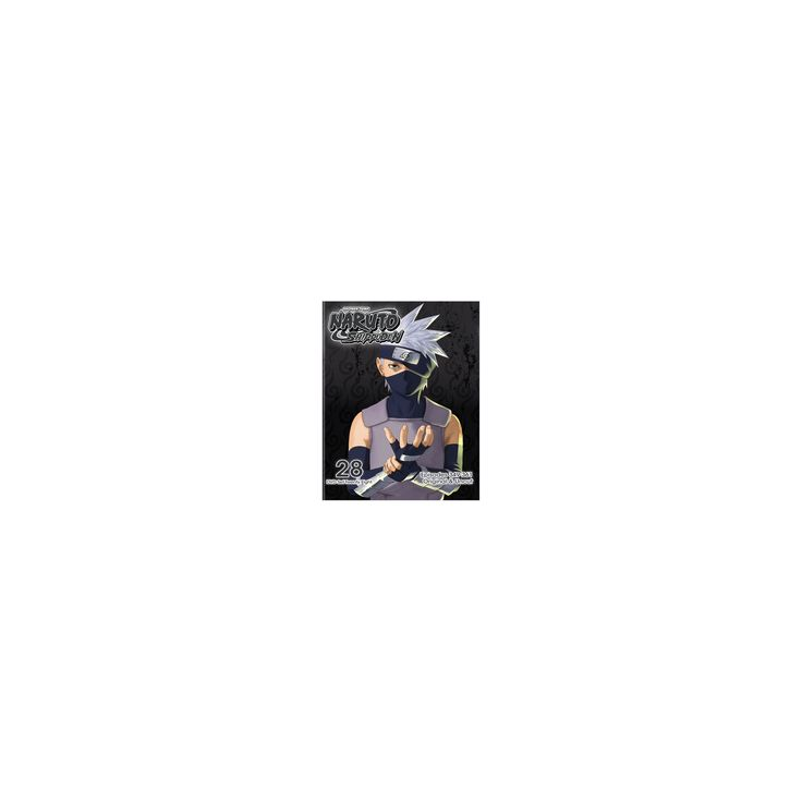 Naruto Shippuden Uncut Set 28 (Dvd)