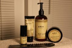 Knock off Wen ~~ Hair stylist Chaz Dean promises gorgeous and super manageable hair with his Wen hair care subscription service shampoos, conditioners and styling products. The before and after images speak for themselves: shiny, no mess hair that lasts between washes. Who wouldn't want that? Bedhead will only get you so far in […]</p>