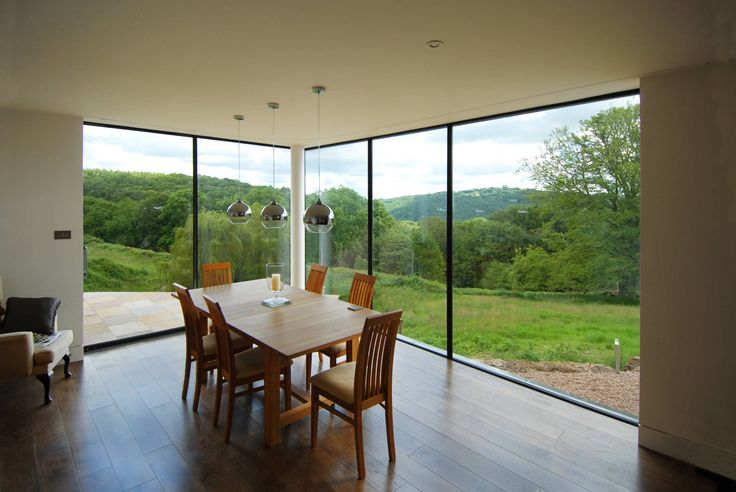 The Modern Rustic Home with Views to Kill For