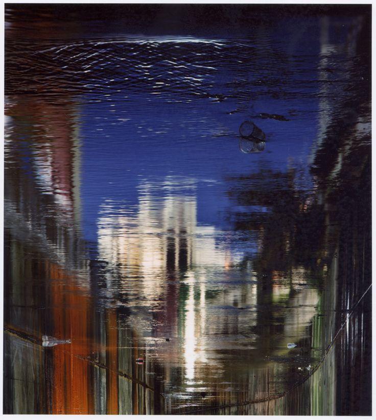 Naoya Hatakeyama - River Series , Shadow #068