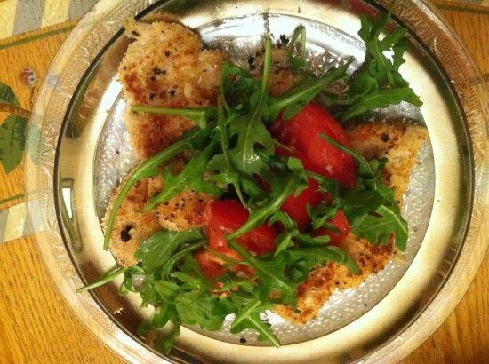 greek chicken milanese recipes dishmaps chicken milanese at brio ...