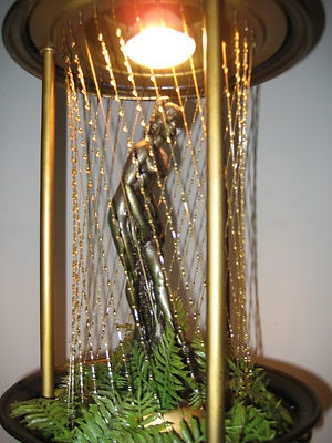 Oil Raining Lamp, My mother had one of these and it hung in our living room window in my childhood home