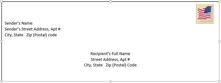 Update Your Address International Student Scholar How To Address A Letter To An Address In Mexico Addressing Envelopes Wedding Addressing Envelopes Lettering