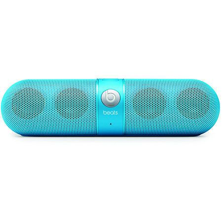 Beats By Dre Beats Pill Neon Blue Wireless Speakers at Zumiez : PDP on Wanelo