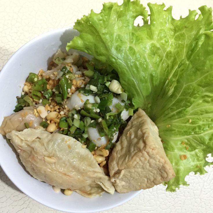 Soya Bean Koey Tiao! Vegetarian #vegetarian #gogreen