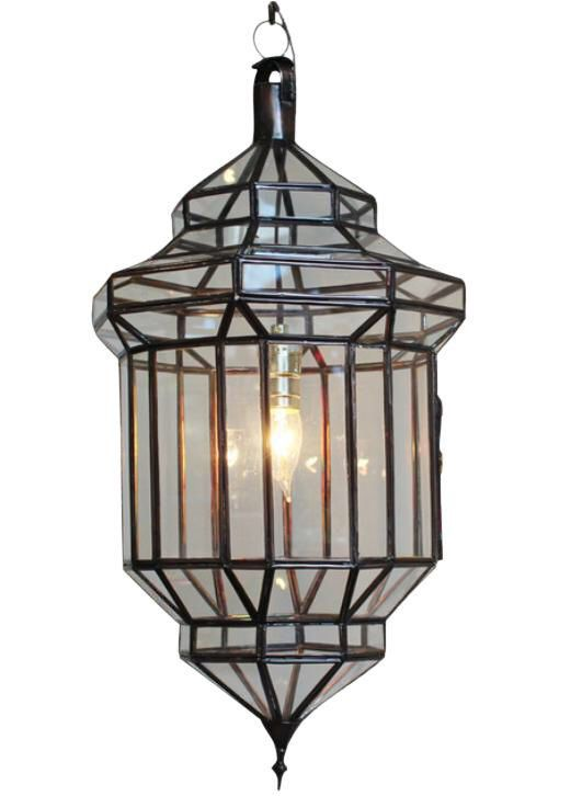 morrocan style lighting. moroccan style clear prism lantern morrocan lighting