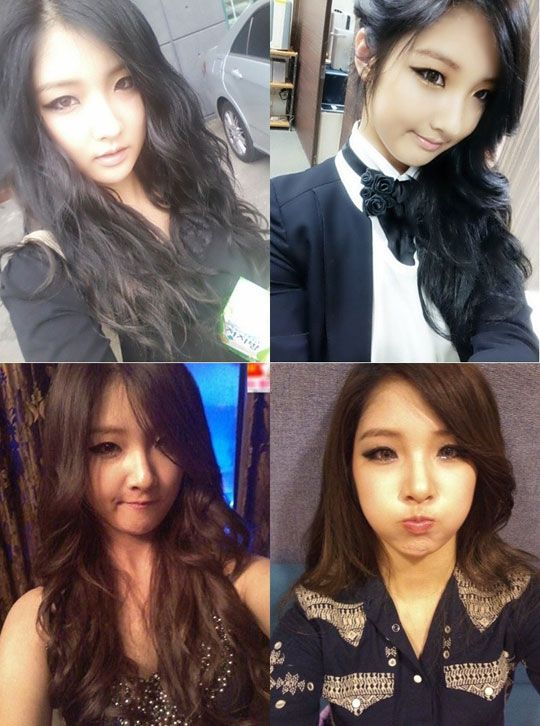 long hair styles pinterest 11 best images about nam ji hyun on 8066 | 8066a773532c35753a33461b32f69e57