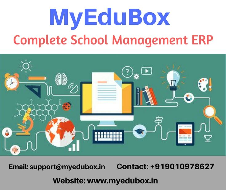 Still Searching for the Best SCHOOL ERP SYSTEM for your School Administration Needs?  ARE YOU? MyEduBox The Best School Management System for all your School Needs...  Features: School Administration Management System Student Information System Attendance Management Resources Management Analytics  Report Cards Fee Management System Bulk SMS Events Management  Time-table Admissions Transportation Management  Fee Collections and more http://www.myedubox.in/  #myedubox #schoolerp…