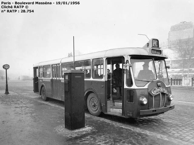 Sans doute le meilleur autobus livré dans les années cinquante, le SOMUA OP5/3 a permis une nette amélioration du service et le retrait des premières grandes séries d'autobus à plate-forme. Bien que relativement bruyant, il offrait un confort acceptable et nettement supérieur aux anciens TN. Les derniers OP5 disparaîtront en 1974.