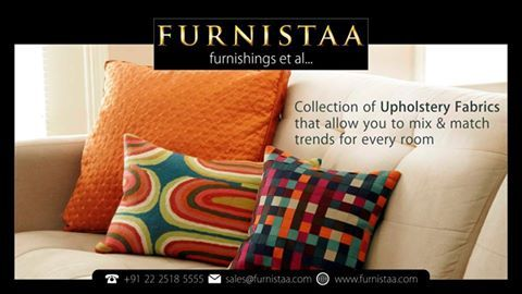 Mix & Match Upholstery Fabrics :: Furnitaa