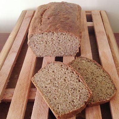 Maglisztmentes paleo kenyér recept ~ Éhezésmentes Karcsúság Szafival