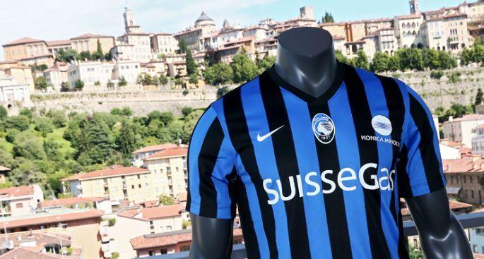 SuisseGas main sponsor dell'Atalanta