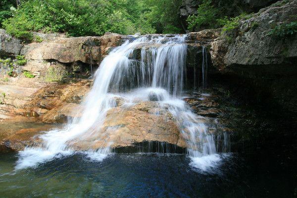 St. Mary's Falls (and swimming hole) VA | Fun Day Hikes ...