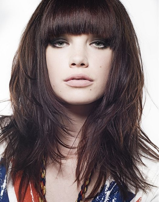 long hair styles pinterest 465 best images about hair file i on bobs 8066 | 8066b99376f9f5b726004d79656edfed