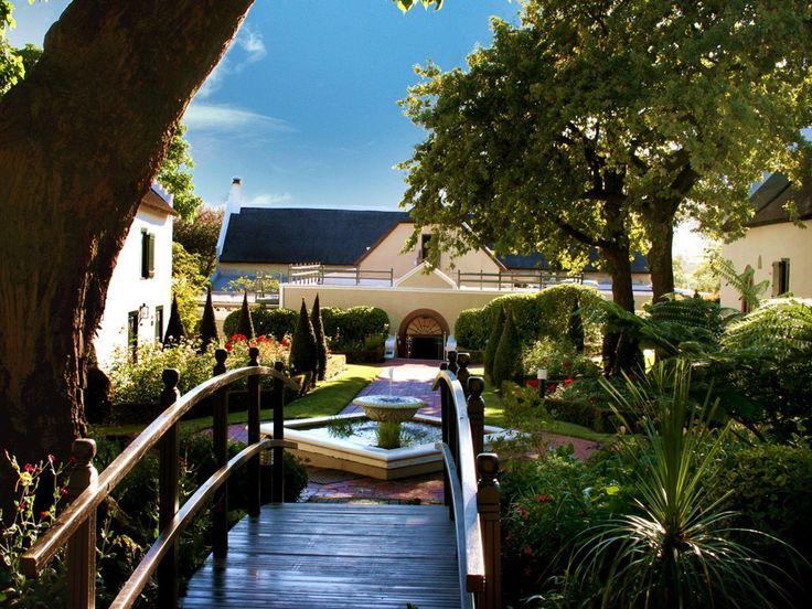 Grande Roche Hotel : Condé Nast Traveler