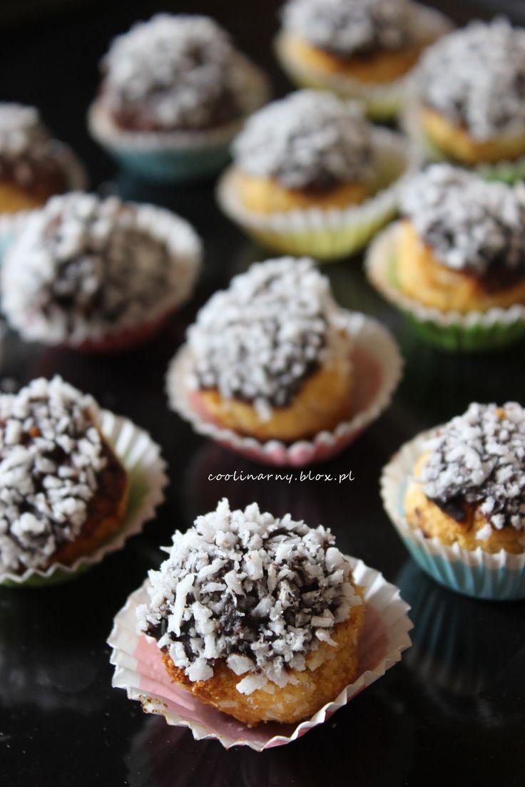 Kokosowe ciasteczka bezglutenowe