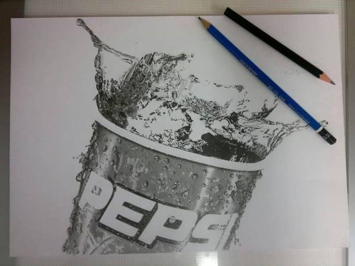 Pepsi by Jane Bildsøe