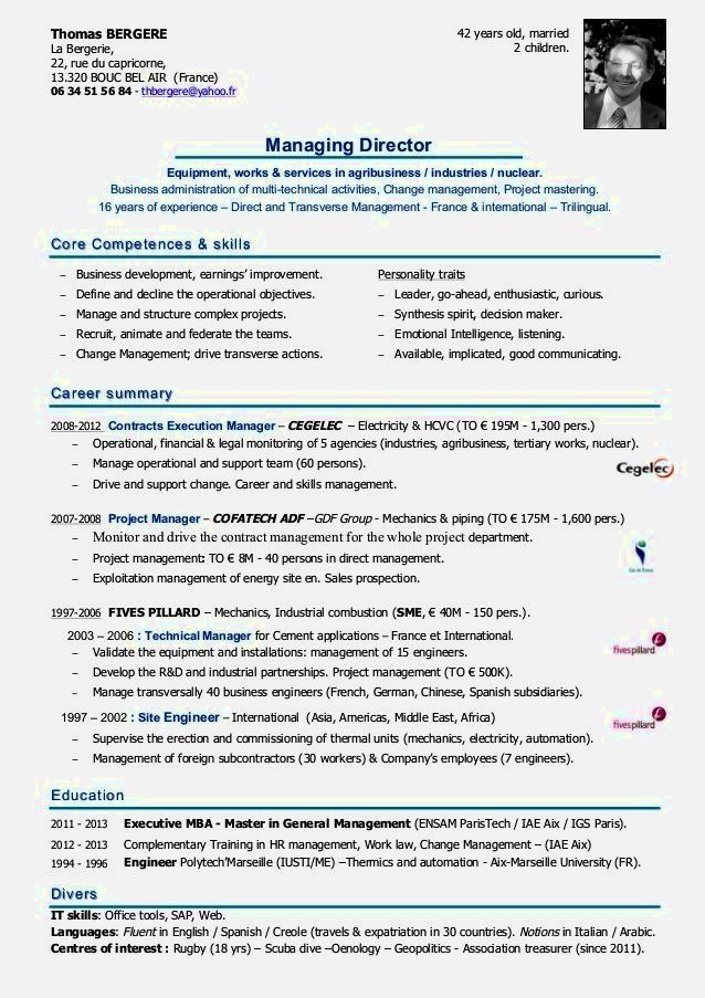 For 60 Year Old Resume Examples Office Pinterest Resume