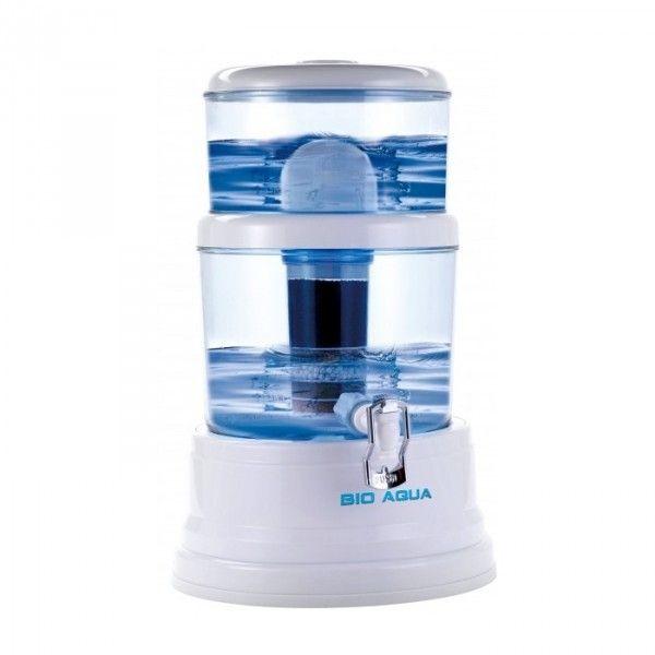 Vízszűrő torony 20 literes. A vízszűrőtorony 8- fokozatú tisztító rendszere kiváló forrása a tiszta és egészséges víznek. Univerzális és multifunkciós berendezés, amely megtisztítja a vizet a klórtól, toxikus kémiai anyagoktól, baktériumoktól, penésztől , valamint kiváló megoldás a víz szagtalanítására.