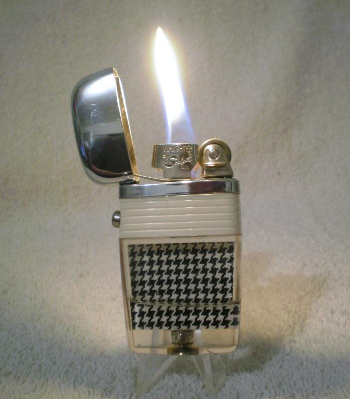 Scripto Vu Lighter Parts Price List / Starbase Ico Review