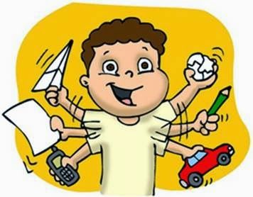 CAD Skolè  Prof. Salvatore Sasso : Perché parlare di ADHD?